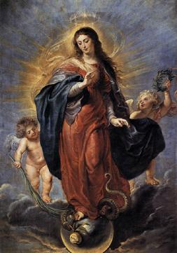 Blessed Mother, Virgin Mary, Immaculate Conception, Catholic, Christian